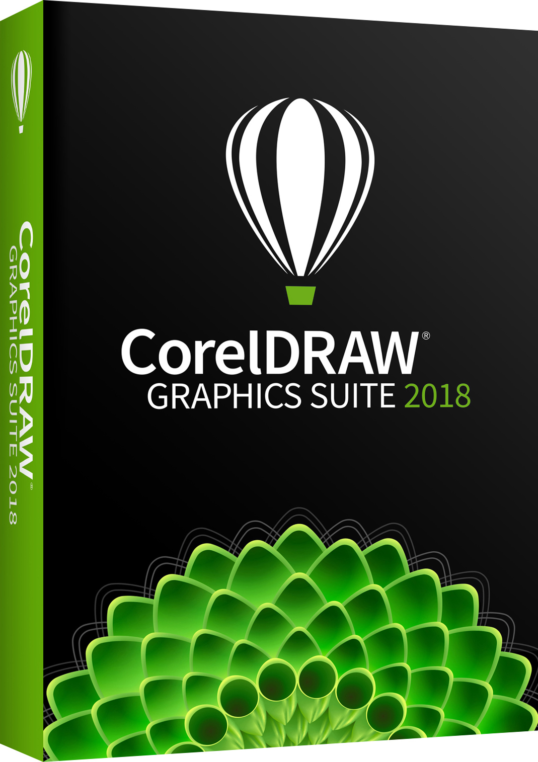 CorelDRAW Graphics Suite 2018 [Цифровая версия] (Цифровая версия)