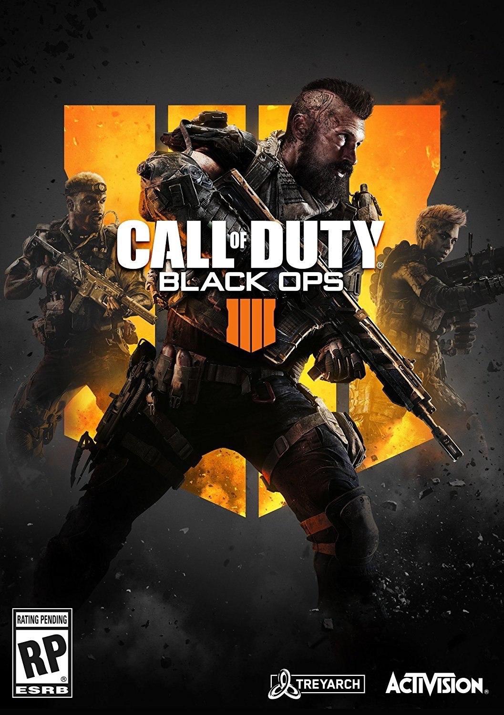 Call of Duty: Black Ops 4 [PC] майка классическая printio call of duty black ops