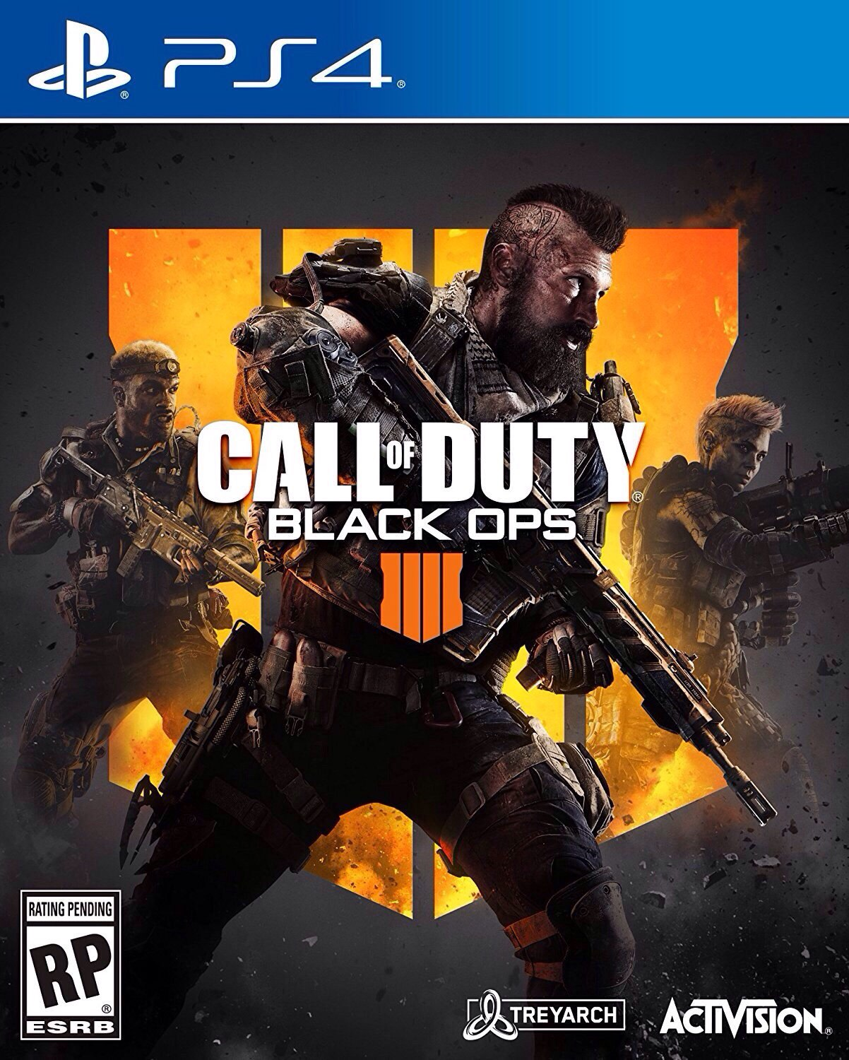 Call of Duty: Black Ops 4. Specialist Edition [PS4] фото