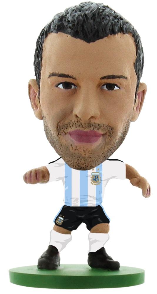 Фигурка Argentina: Javier Mascherano javier cercas salamise sõdurid