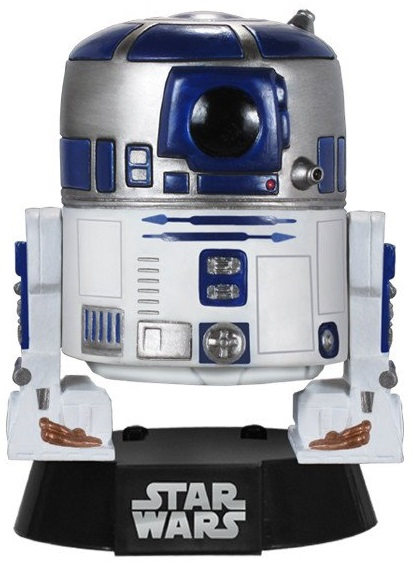 Фигурка Star Wars Funko POP: R2-D2 Bobble-Head (9,5 см)