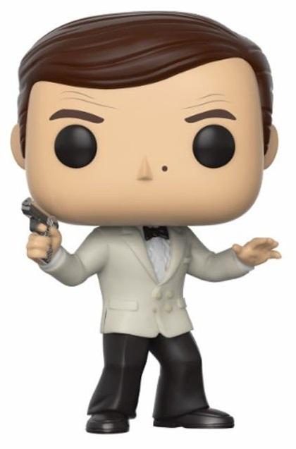 Фигурка Funko POP Movies: James Bond 007 – James Bond (9,5 см) saint james saint james шапка из шерсти 170687