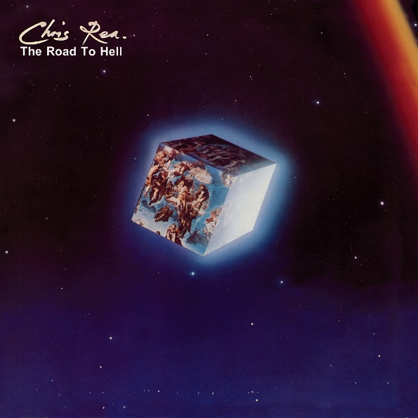 Chris Rea – The Road To Hell (LP) dan didio the outsiders the road to hell