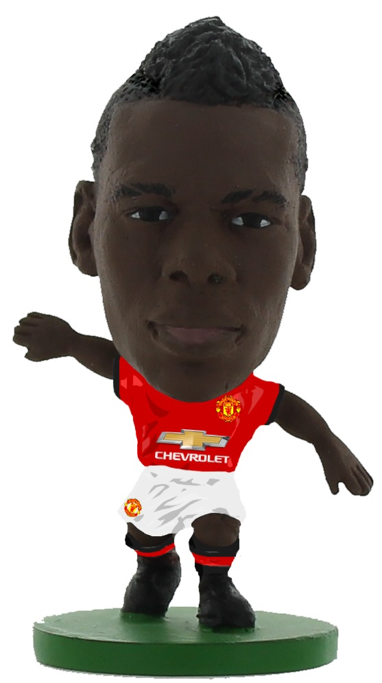Фигурка Manchester United: Paul Pogba Home paul carrack manchester
