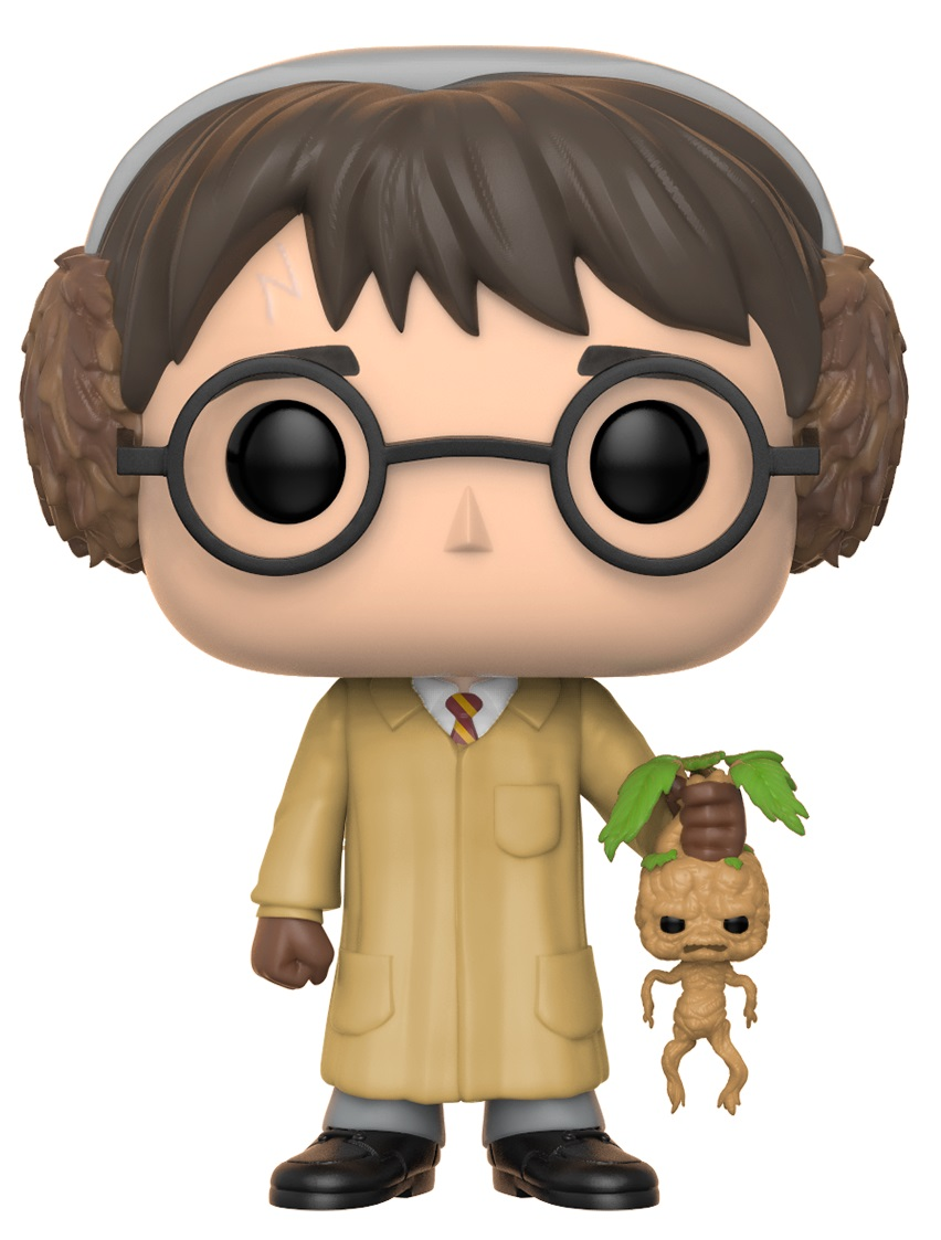 Фигурка Funko POP: Harry Potter – Harry Potter Herbology (9,5 см) jada гарри поттер фигурка harry год седьмой
