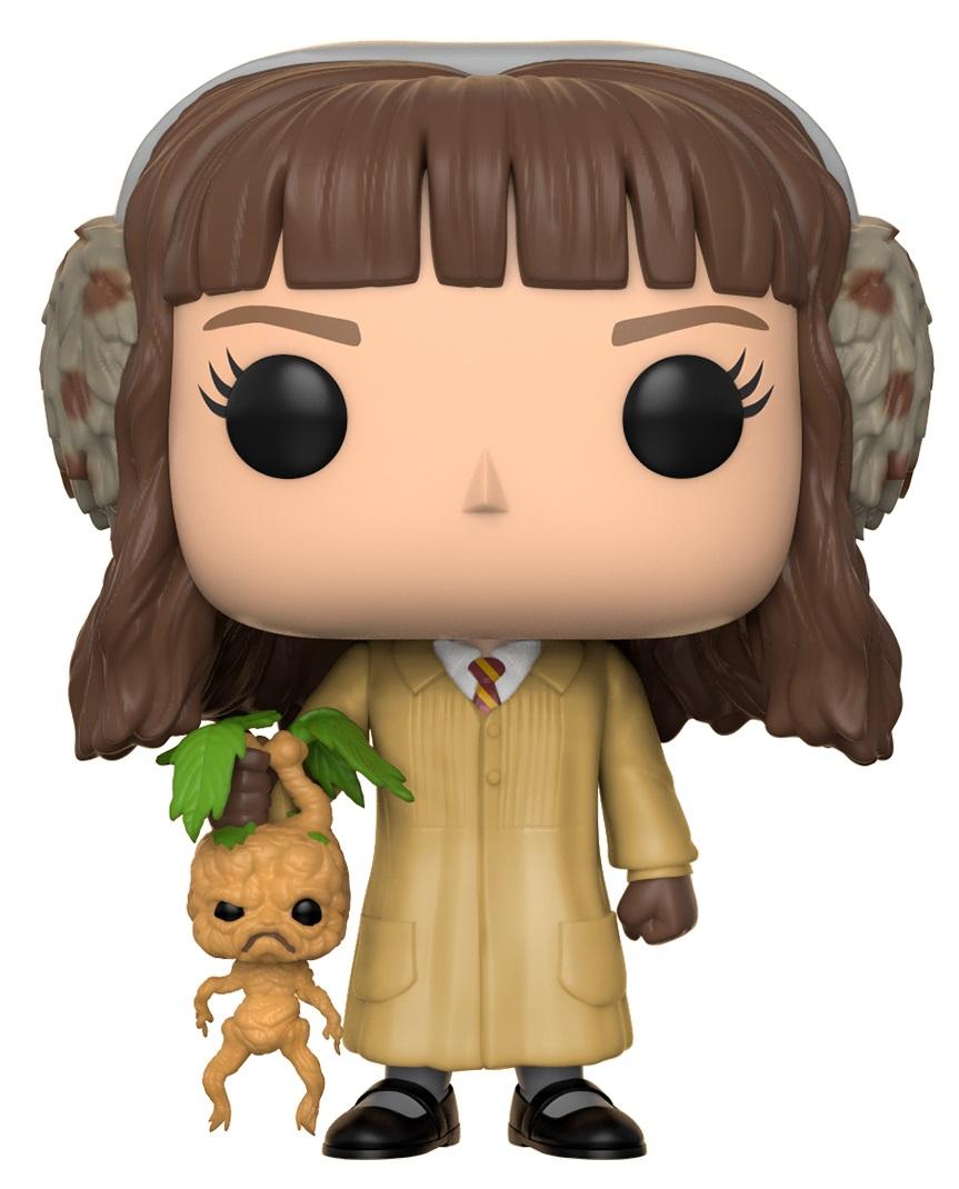 Фигурка Funko POP: Harry Potter – Hermione Granger Herbology (9,5 см) star ace 1 6 harry potter hermione granger emma watson collectible action figure doll