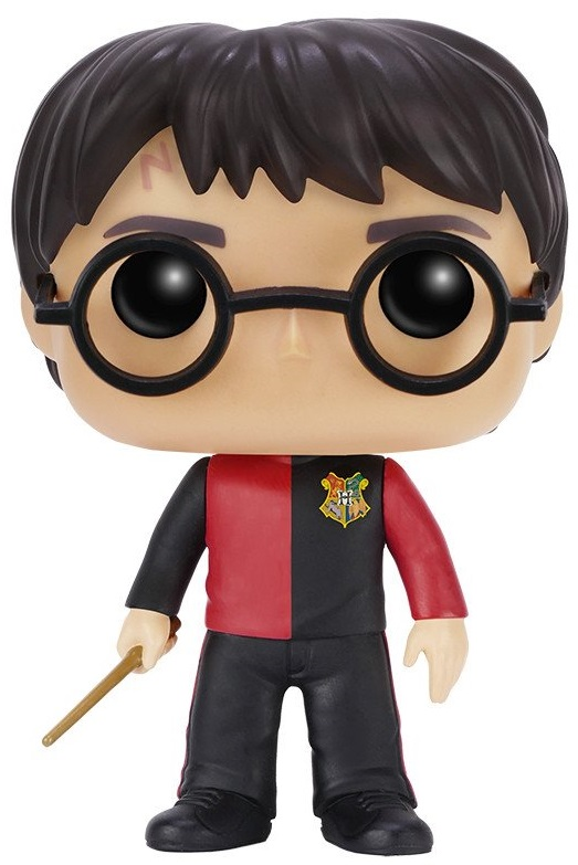Фигурка Funko POP: Harry Potter – Harry Potter Triwizard (9,5 см) jada гарри поттер фигурка harry год седьмой