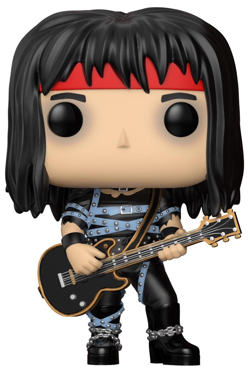 Купить со скидкой Фигурка Funko POP Rocks: Mötley Crüe – Mick Mars (9,5 см)