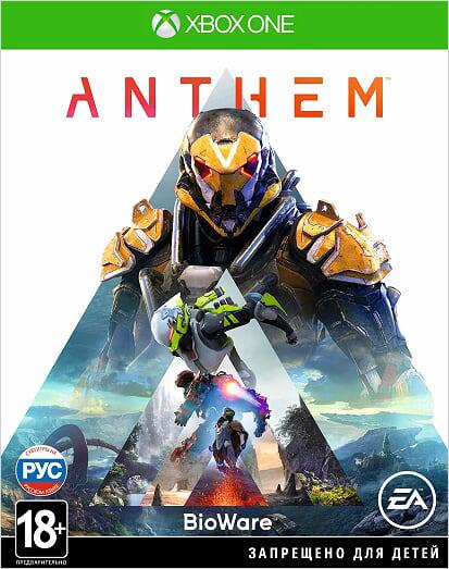 Anthem [Xbox One] фото