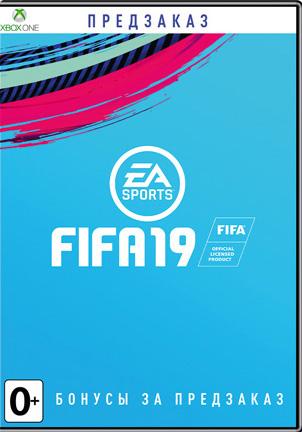 FIFA 19 [Xbox One] fifa 18 xbox one