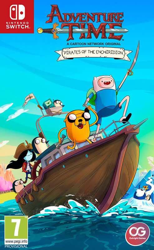 Adventure Time: Pirates of Enchiridion [Switch] фото