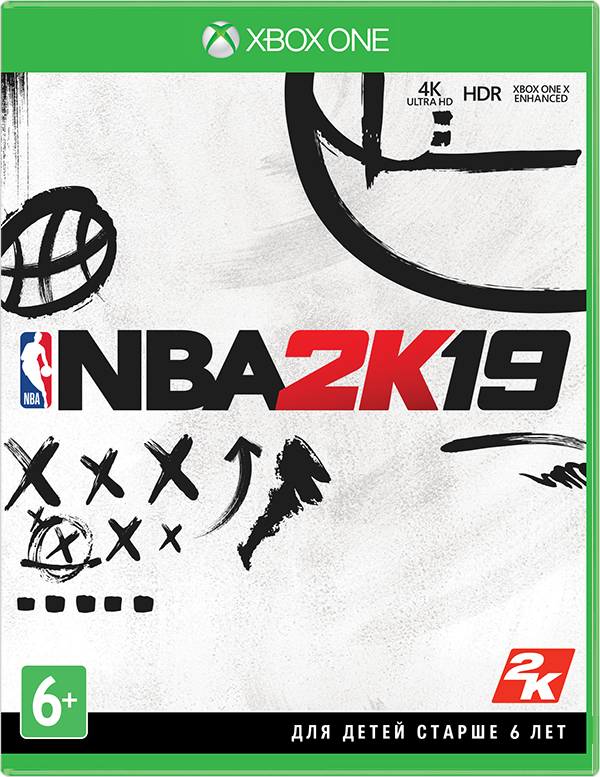 NBA 2K19 [Xbox One] паучи berkley fricasse cat menu poultry