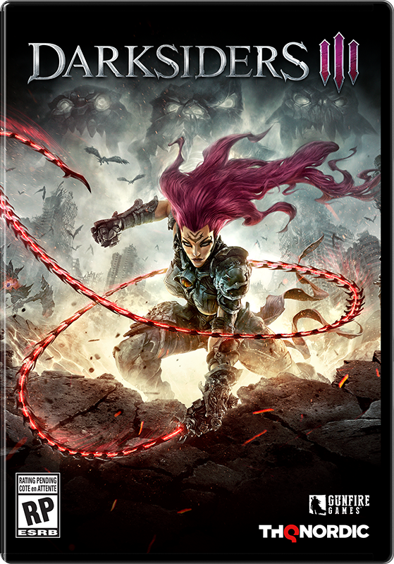 Darksiders III [PC] darksiders