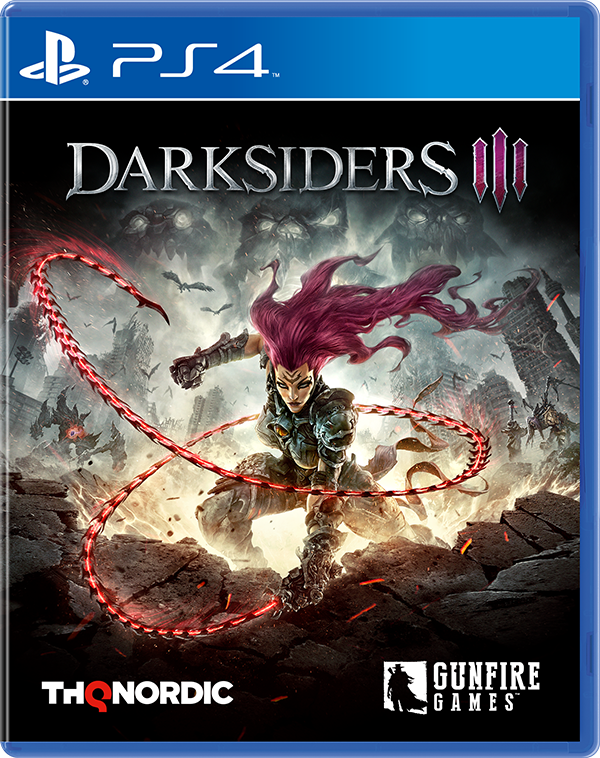 Darksiders III [PS4] darksiders