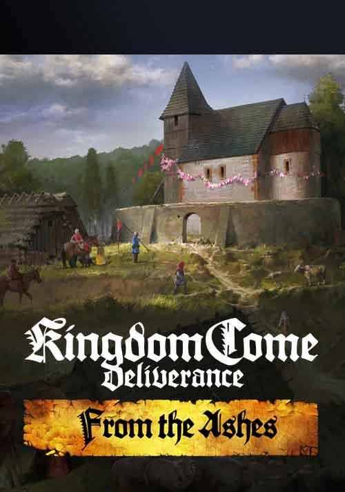 Фото - Kingdom Come: Deliverance. From the Ashes [PC, Цифровая версия] (Цифровая версия) agatha christie the abc murders [pc цифровая версия] цифровая версия