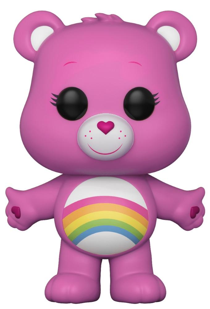 Фигурка Funko POP Animation: Care Bears – Cheer Bear (9,5 см)
