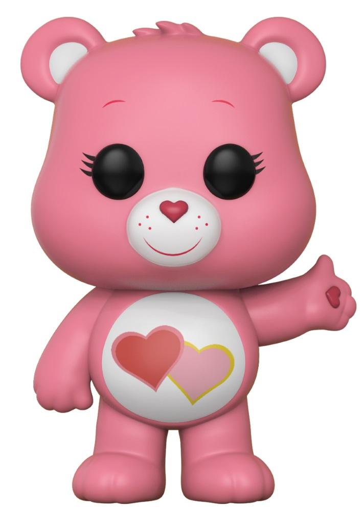 Фигурка Funko POP Animation: Care Bears – Love-A-Lot Bear (9,5 см)