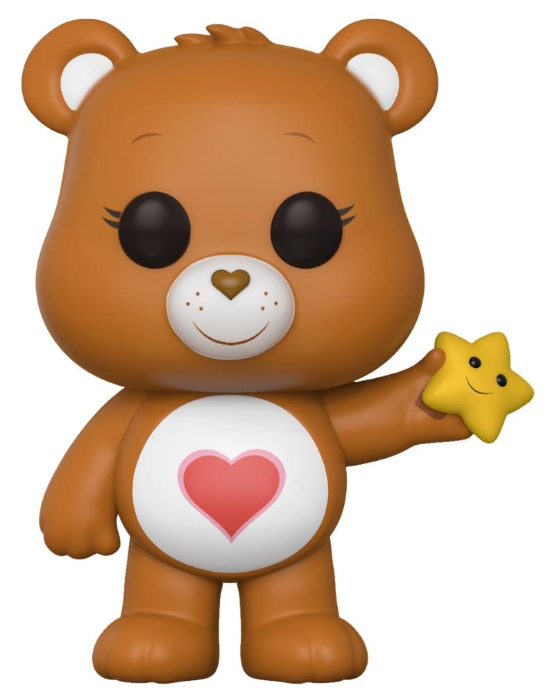 Фигурка Funko POP Animation: Care Bears – Tenderheart Bear (9,5 см)