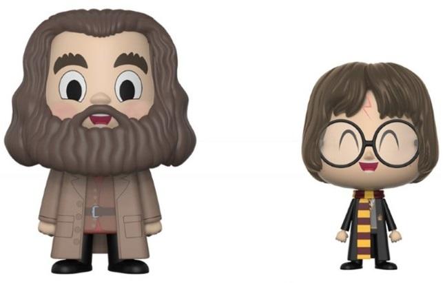 Фигурка Harry Potter: Rubeus Hagrid & Harry Potter jada гарри поттер фигурка harry год седьмой