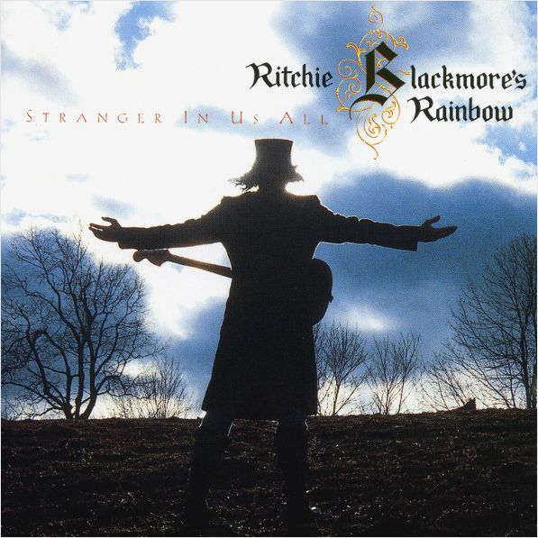 Ritchie Blackmore's Rainbow – Stranger In Us All (2 LP) фото