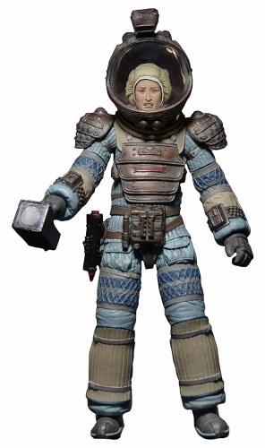 Коллекционная фигурка Aliens: Series 11 – Lambert In Compression Suit (18 см) фигурки игрушки neca фигурка aliens 7 series 2 sgt windrix 4шт in