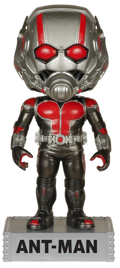 Фигурка Funko Marvel: Ant-Man – Ant-Man Wacky Wobbler Bobble-Head мт mt gravity