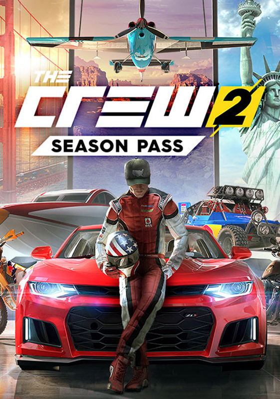 The Crew 2. Season Pass [PC, Цифровая версия] (Цифровая версия)