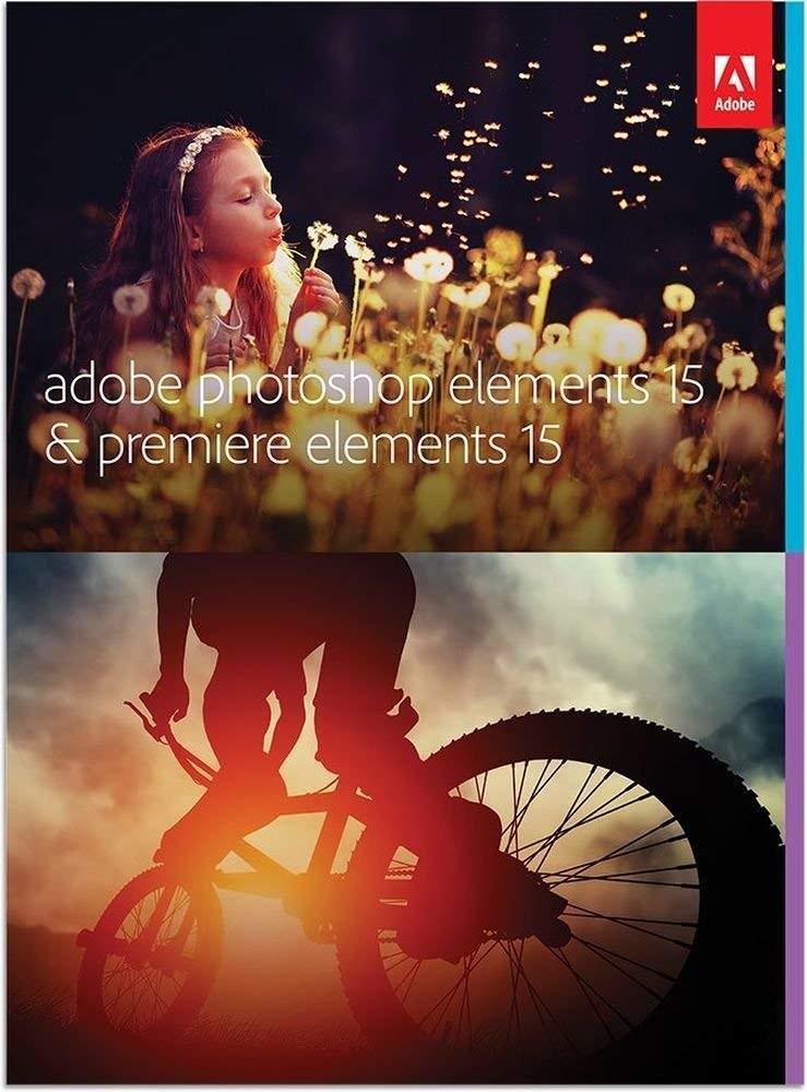 Adobe Photoshop Elements & Premiere Elements 15. Именная лицензия / Русская версия (Цифровая версия) фото