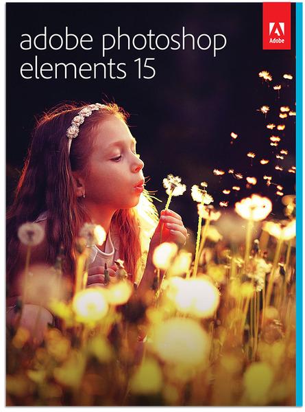 Adobe Photoshop Elements 15. Именная лицензия / Английская версия (Цифровая версия) фото