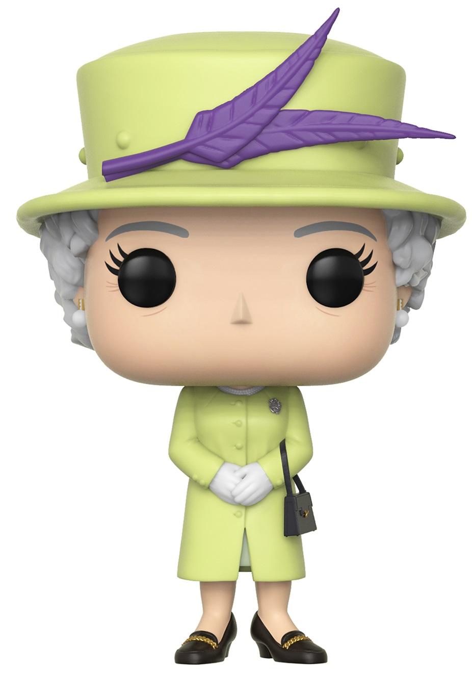 Фигурка Funko POP Royals: Queen Elizabeth II (9,5 см)
