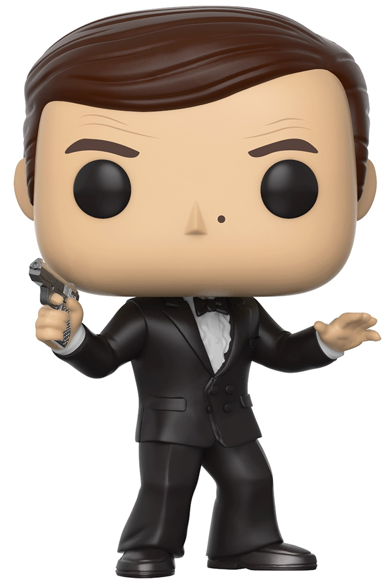 Фигурка Funko POP Movies: James Bond 007 – James Bond From The Spy Who Loved Me (9,5 см) saint james saint james шапка из шерсти 170687