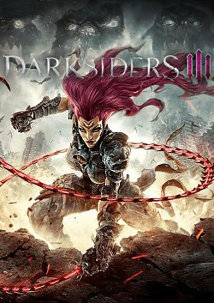 Darksiders III [Цифровая версия] (Цифровая версия) europa universalis iii collection [pc цифровая версия] цифровая версия