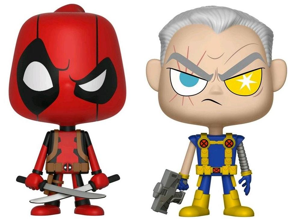 Фигурка Deadpool: Deadpool And Cable фото