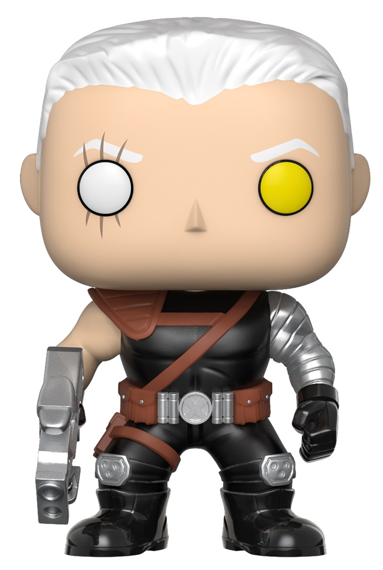 Фигурка Funko POP: Deadpool – Cable Bobble-Head (9,5 см) цена
