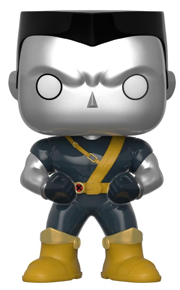 Фигурка Funko POP: X-Men – Colossus Bobble-Head (9,5 см) фигурка funko pop bobble marvel black panther nakia