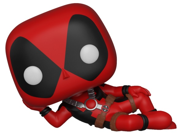 Фигурка Funko POP: Deadpool – Deadpool Bobble-Head (9,5 см) цена