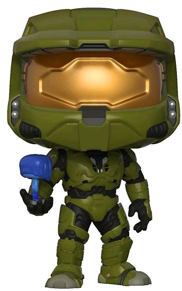 Фигурка Funko POP Halo: Halo – Master Chief With Cortana (9,5 см)