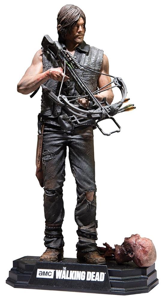 Фигурка The Walking Dead: Daryl Dixon (18 см) building blocks the walking dead figures rick negan carl daryl star wars super heroes set assemble bricks kids diy toys hobbies