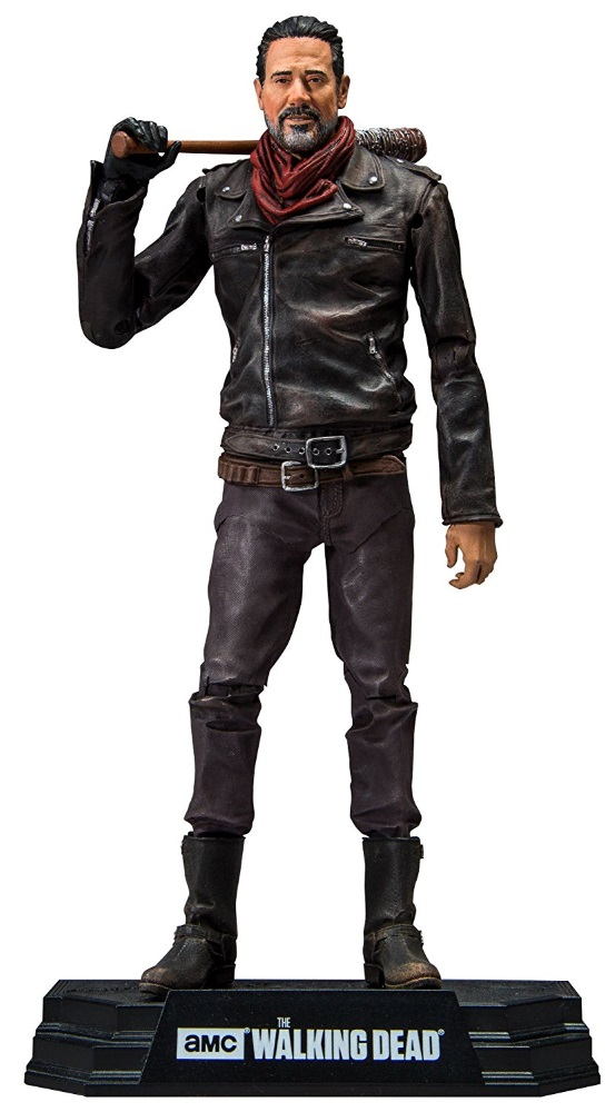 Фигурка The Walking Dead: Negan (18 см) haogaole 100pcs building blocks negan rick the walking dead figures super hero model assemble action bricks kids diy toys kl9003