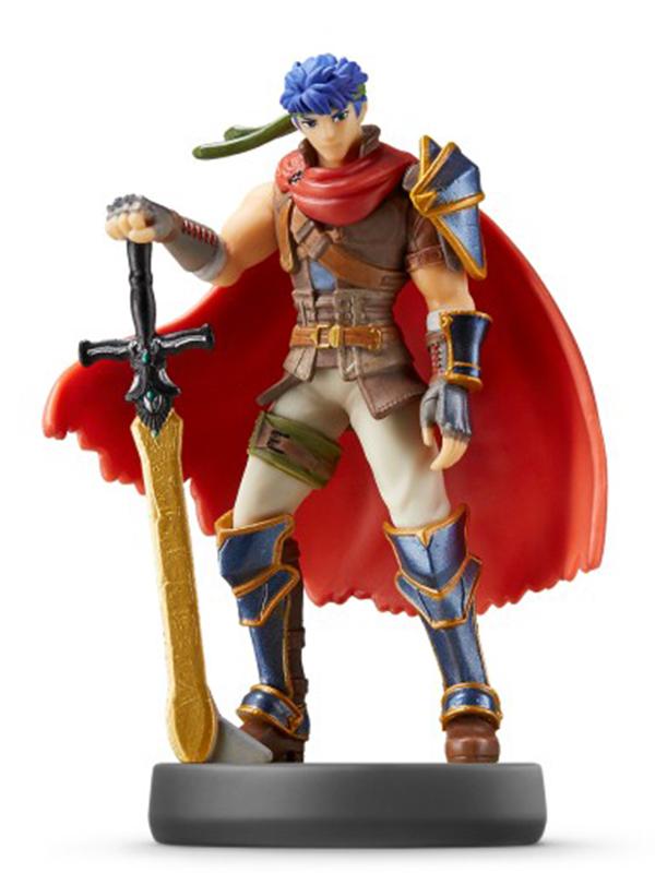 Super Smash Bros: Интерактивная фигурка amiibo – Айк