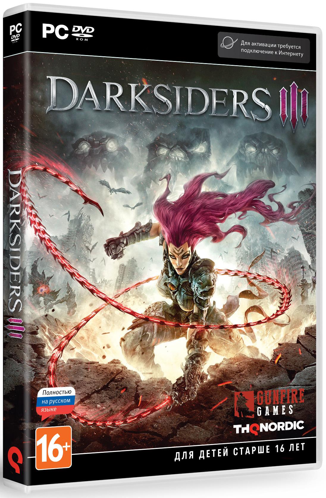 Darksiders III [PC] фото