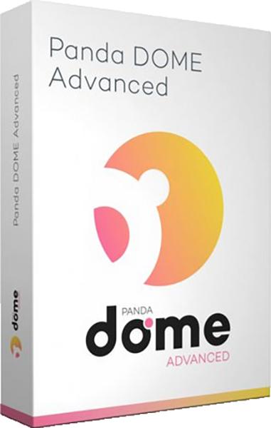 Panda Dome Advanced (10 устройств, 1 год) (Цифровая версия) фото