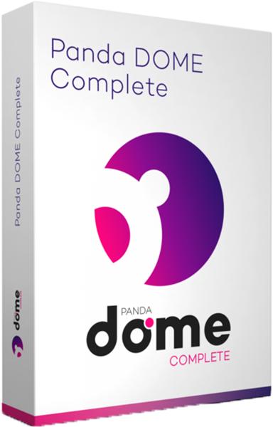 Panda Dome Complete (5 устр., 3 года) (Цифровая версия) фото