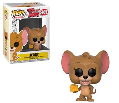 Купить со скидкой Фигурка Funko POP Animation: Tom And Jerry – Jerry (9,5 см)