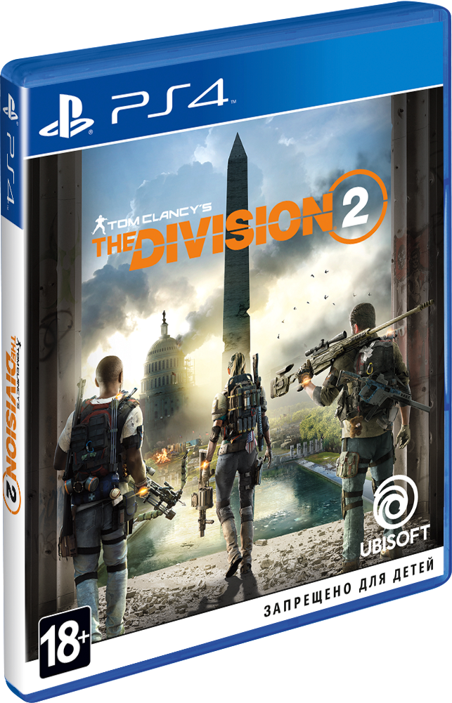 Tom Clancy's The Division 2 [PS4]