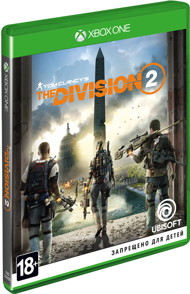 Купить со скидкой Tom Clancy's The Division 2 [Xbox One]