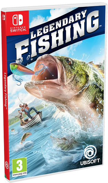 Legendary Fishing [Switch] фото