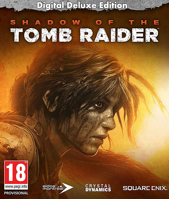 Shadow of the Tomb Raider. Deluxe Extras. Дополнение [PC, Цифровая версия] (Цифровая версия) фото