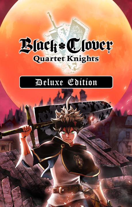 Black Clover: Quartet Knights. Deluxe Edition [PC, Цифровая версия] (Цифровая версия) фото