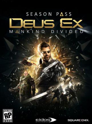 deus ex mankind divided Deus Ex: Mankind Divided. Season Pass [PC, Цифровая версия] (Цифровая версия)